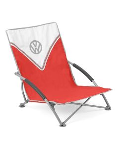 VW Low Beach Chair - Red