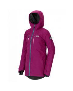 Apply Womens Ski Jacket, Raspberry