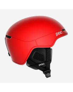 POC Obex Pure Snow Ski Helmet - Prismane Red