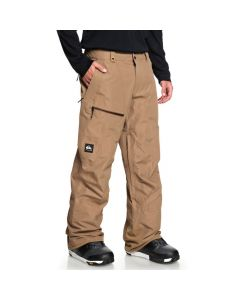 Quiksilver Forever Gore-Tex Mens Snow Pants - Otter