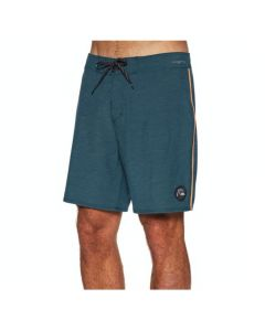 Quiksilver Highline Piped Mens Boardshorts - Majolica Blue