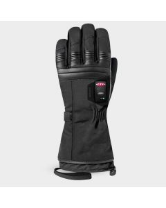 Racer Mens Heated Ski Gloves