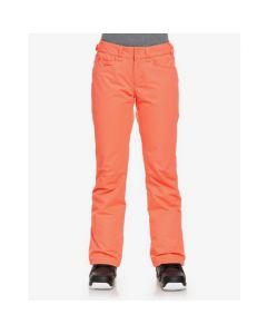 Roxy ski pants, living coral