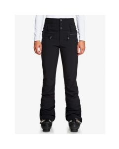 Womens Roxy Rising High Ski Pants, Front