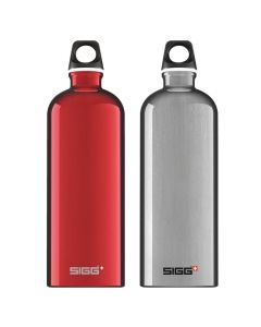 Sigg insulated water bottle, hydration