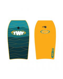 """TWF XPE 37"""" slickback bodyboard"""
