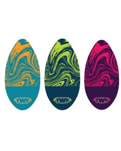TWF Poplar Wood Skim Boards - 37""