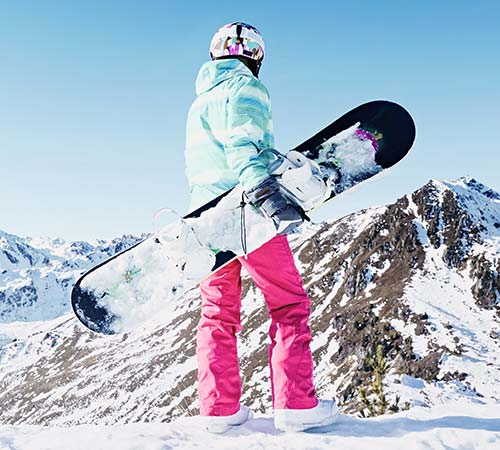 Womens Skiwear
