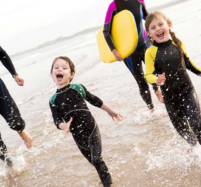 Kids Wetsuits & Kids Neoprene